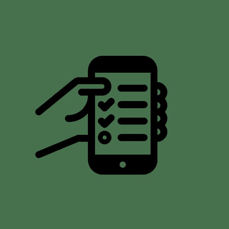 sipariş yönetimi telefon
