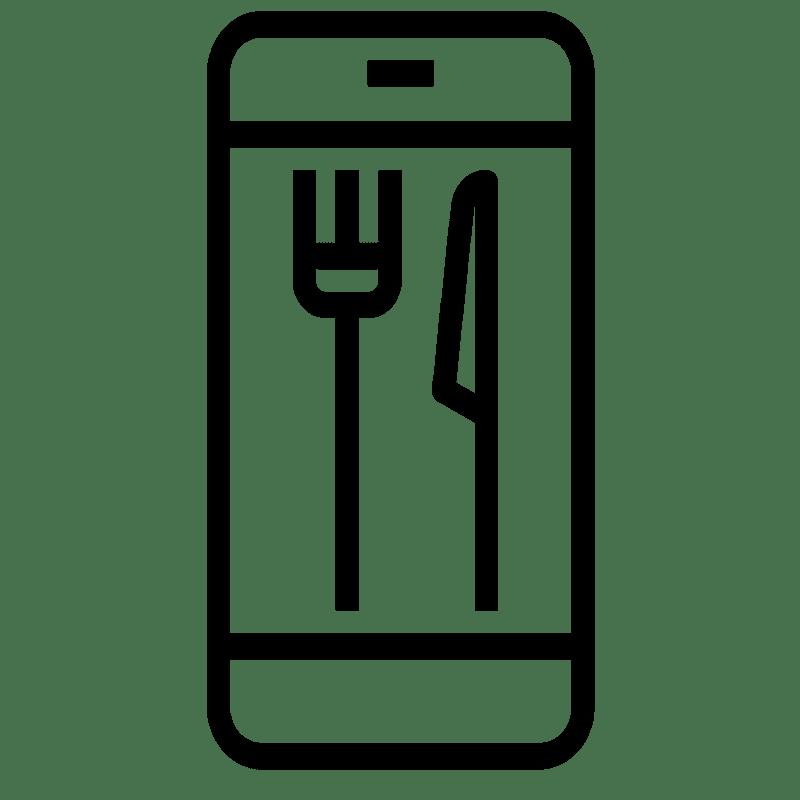 restoran online siparis dijital ortam