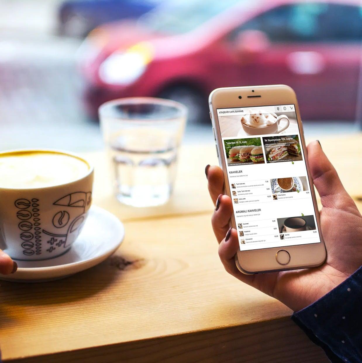 butik internet online sipariş sistemi
